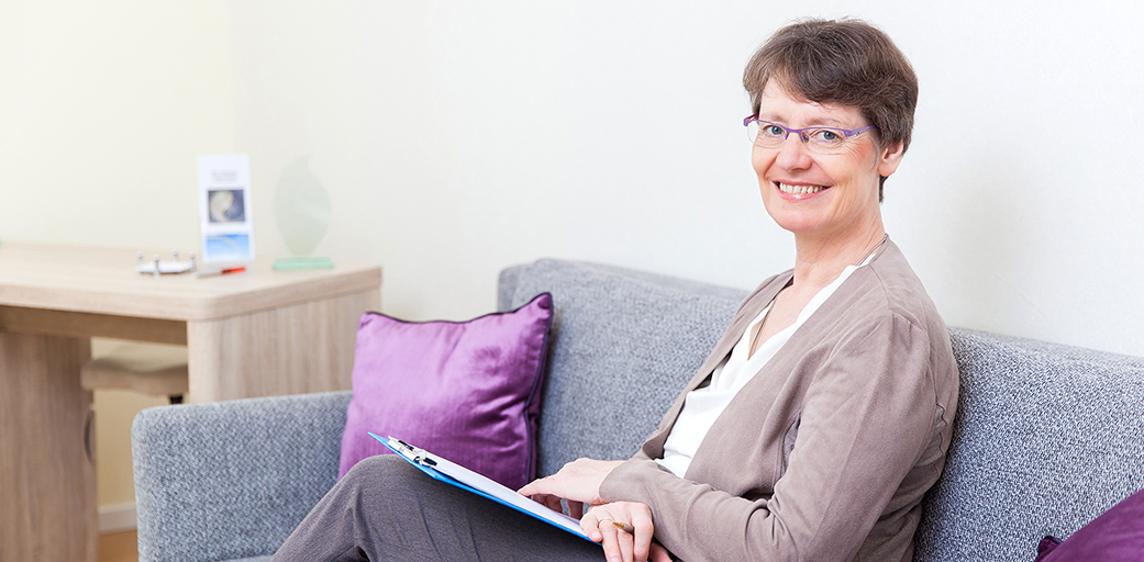 Coachingpraxis Hilden – Portrait Astrid Payenberg